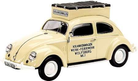 Käfer - kenwagen- mit Miesen-Aufbau (limited 1000)