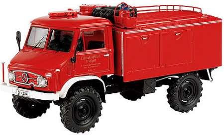 Benz Unimog 404 S TLF 8 -Freiwillige Feuerwehr Hedelfingen-