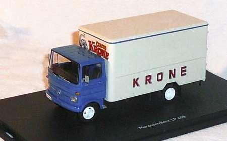 Benz LP 608 -Cirkus Krone-