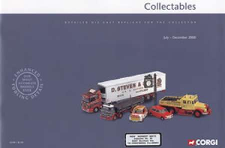 Katalog LKW Modelle Collectables Juli - Dezember