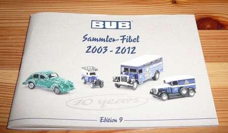 Sammlerfibel 2003- 2012