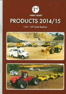 Katalog Modelle  2014/2014 1:25, 1:34,1:50, 1:64,1:87, 29 Seiten