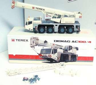 Terex Autokran AC 100/4