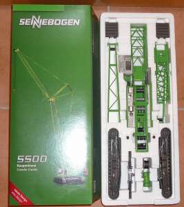 5500 -neues Design- Green line