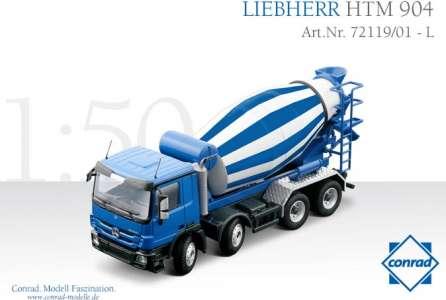 Benz Actros 4achs HTM 904