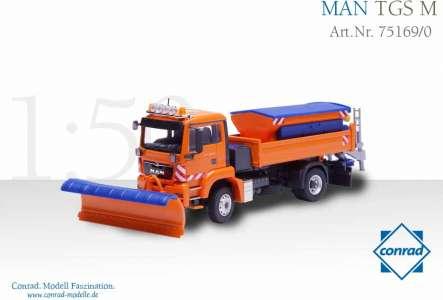 TGS M Euro 5 2achs mit Schneeflug