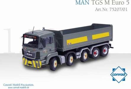 TGS M Euro 5 5achs mit Zweiseitekippmulde