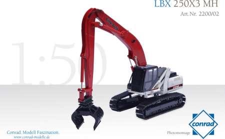 LBX 250X3 MH mit Metallketten