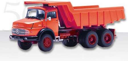 Benz LAK 2624 Rundhauber mit Steinmulde