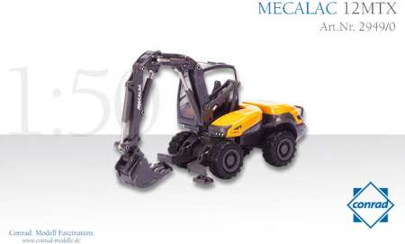 12 MTX Mehrzweckfahrzeug auf Rädern