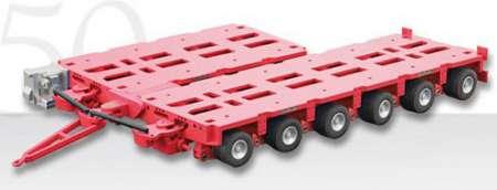 THP/SL4 und THP/SL6 Anhänger und Parallkombination