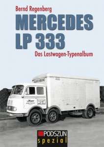 LP 333 das Lastwagen-Typenalbum von Bernd Regenberg