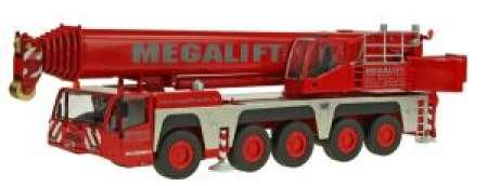 Demag Autokran AC 200-1 -Megalift-