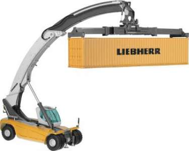 LRS645 Reachstacker