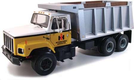 'S' Series Dump Truck harvester