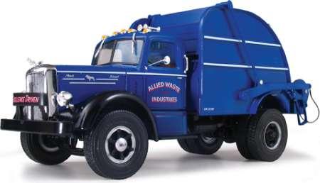 L Rear Load Garbage Truck 'Allied Waste Industries'