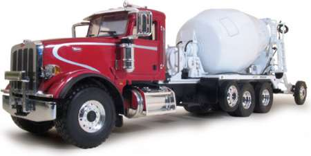 Model 367 c/w McNeilus Bridgemaster Mixer