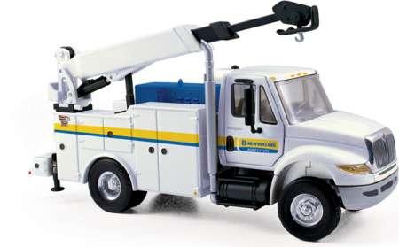 "DuraStar Service-Truck 'New Holland Agriculture """