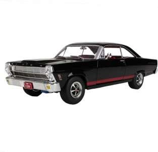 1966  Fairlane 427 Black with Red Interior
