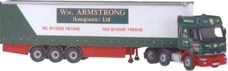 Premium Curtainside WM,Armstrong (Longtown) LTD,
