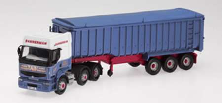 Premium Bulk Tipper -Bannerman Transport-