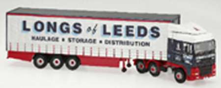 XF Space Cab Curtainside -J Long & Sons (Haulage)Ltd