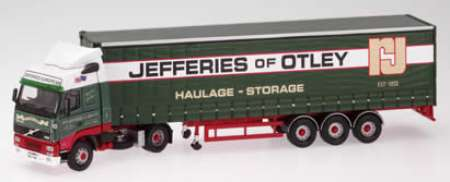 FH Globetrotter Curtainside -Jefferies of Otley-