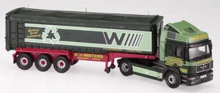 Bulk Tipper -B J Waters (Transport) Ltd