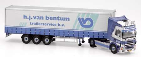 Topline Curtainside -H J Van Bentum bv