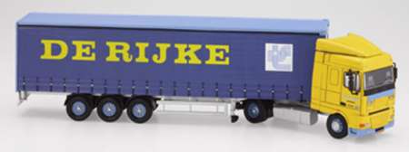 XF Space Cab Curtainside -De Rijke Group-