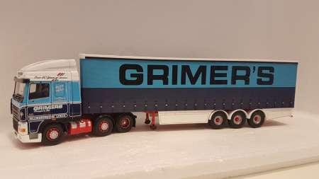 XF Space Cab Curtainside - Grimers Transport Ltd