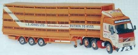 FH Globetrotter Livestock -L.E. Jones Ltd-