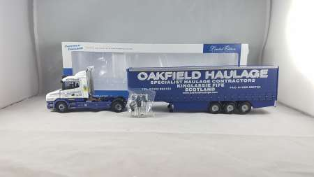 T Cab Curtainside -Oakfield Haulage-