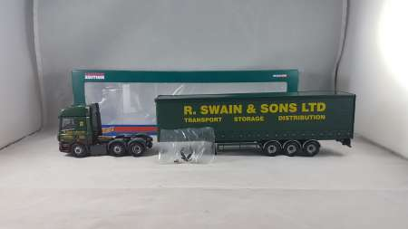 CF Curtainside - R Swain &amp; Sone Ltd