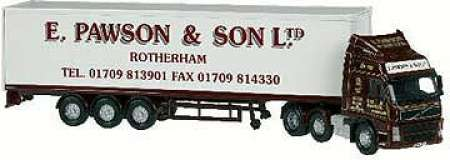 FM Box Trailer - E Pawson &amp; Son Ltd