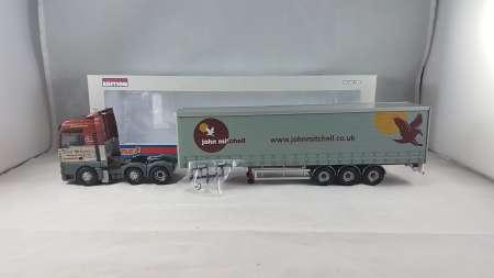 TGA XXL Curtainside - John Mitchell (Grangemouth) Ltd