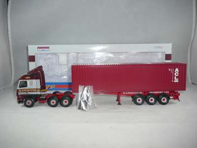 FH Skeletal Trailer/Container -NT Whitfield transport Ltd. (FEB)