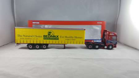 CF Curtainside -James S Hislop/Bedmax (MAY)
