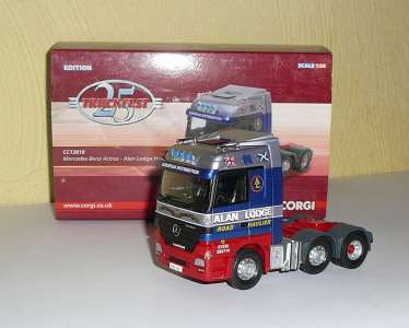 Actos -Alan Lodge Haulage
