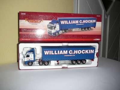 FH Curtainside -William C Hockin transport LTD-