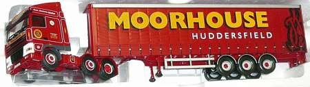 XF Space Cab .Tom Moorhouse & Son Ltd.-