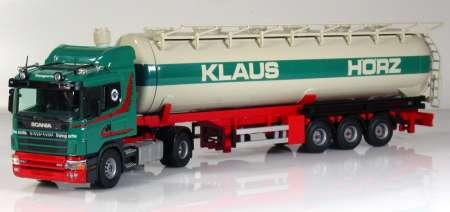 R124, Kippsiloauflieger -HÖRZ-