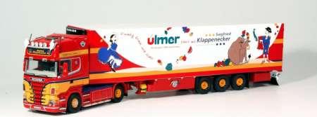 R-Serie mit Kühlauflieger -Klappenecker- (April 2007)