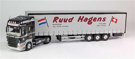 R-500 V8 Topline Sattelzugmaschine mit -Ruud Hagens-
