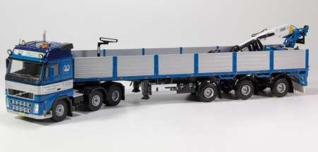 FH-12 460 Globetrotter 6x2 Sattelzugmaschine mit Steinaufliefer