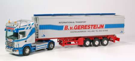 4 Topline mit Kippauflieger -B. van Geresteijn-
