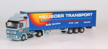 FH12 Globetrotter 4x2 Sattelzugmaschine mit -Heijboer-Transport-