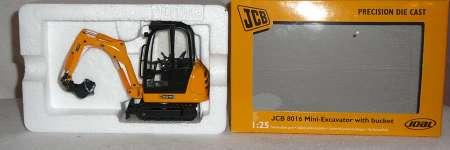 Miniraupenbagger 8016