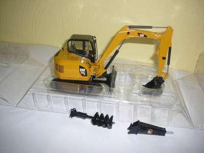 308E2 CR SB Mini Excavator