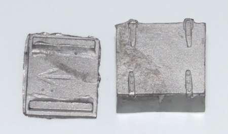 Werkzeugkiste nomal (1cm x 1cm) 2teilig als Bausatz